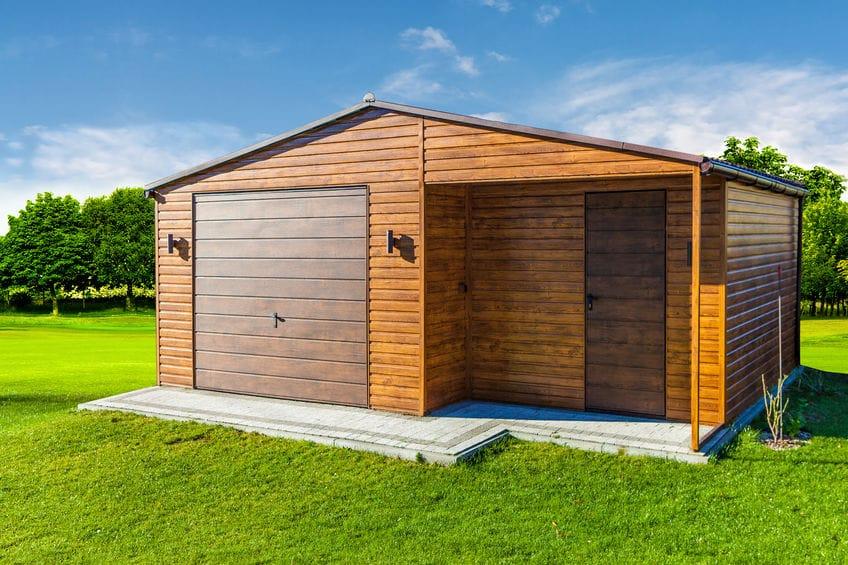 Fabrication de vos garages et abris de jardin