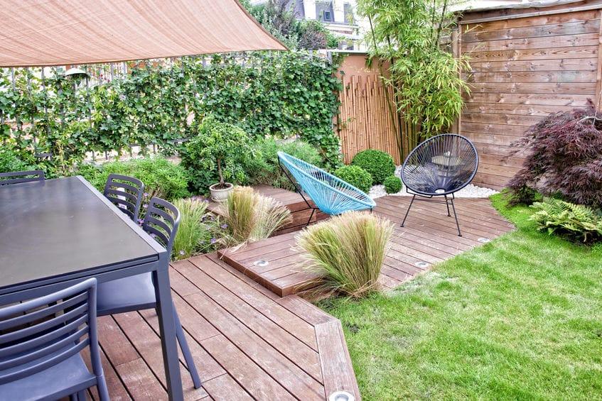 Fabrication et pose de votre terrasse